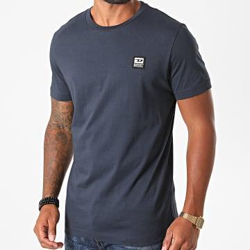 Diesel - Tee Shirt Diegos A00356-0AAXJ Bleu Marine