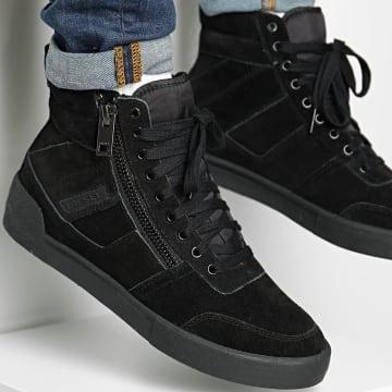 Diesel - Baskets Montantes Dvelows Y01988 Black