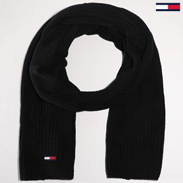 Tommy Jeans - Echarpe Basic Flag 5210 Noir