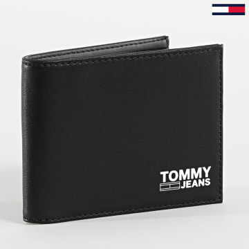 Tommy Hilfiger - Porte-cartes Mini CC Wallet 7019 Noir