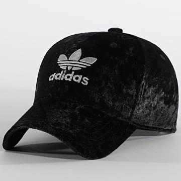 Adidas Originals - Casquette Velour Baseball GD4504 Noir