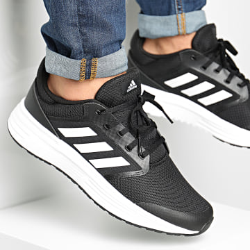 Adidas Performance - Baskets Galaxy 5 FW5717 Core Black Footwear White