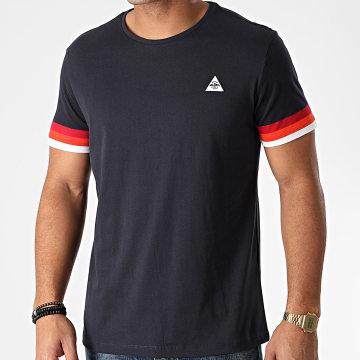 Blend - Tee Shirt 20710641 Bleu Marine