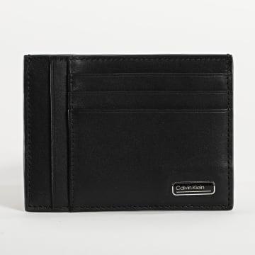 Calvin Klein - Porte-cartes ID Card Holder 6109 Noir