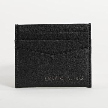 Calvin Klein - Porte-cartes Cardcase 6180 Noir