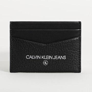 Calvin Klein - Porte-cartes Cardcase 6196 Noir