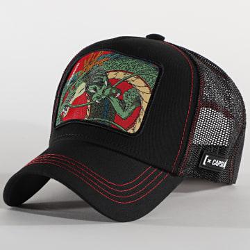 Capslab - Casquette Trucker Shenron Noir