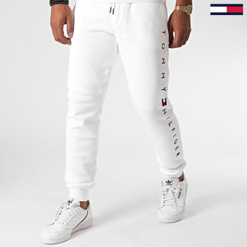 Tommy Hilfiger - Pantalon Jogging Basic Branded 5236 Blanc