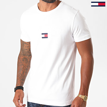 Tommy Hilfiger - Tee Shirt Archive Graphic 5320 Blanc