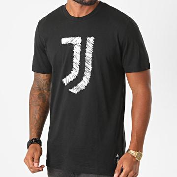 adidas - Tee Shirt Juventus DNA FR4223 Noir