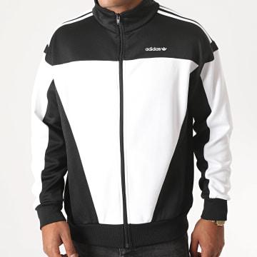 Adidas Originals - Veste Zippée Classics GD2080 Blanc Noir