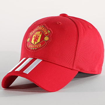 Adidas Performance - Casquette Manchester United Baseball FS0150 Rouge