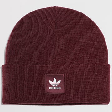 Adidas Originals - Bonnet Cuff GD4560 Bordeaux