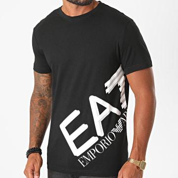 EA7 - Tee Shirt 6HPT07-PJAZZ Noir