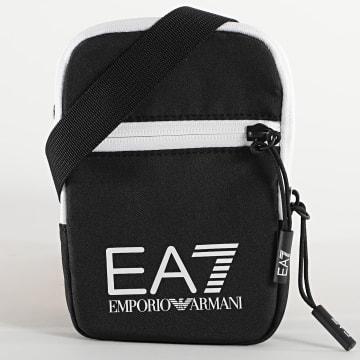 EA7 Emporio Armani - Sacoche Mini Pouch Bag 275977-CC982 Noir