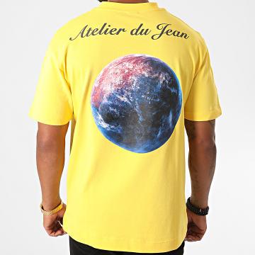 Classic Series - Tee Shirt 0524 Jaune