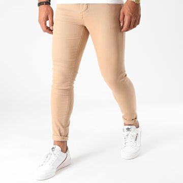 GRJ Denim - Jean Slim 14441 Camel
