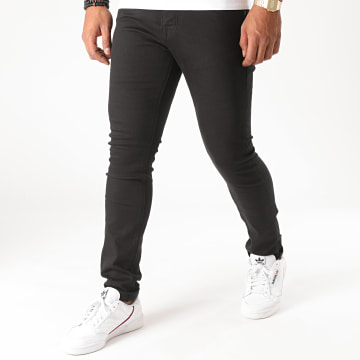 GRJ Denim - Jean Slim 14430 Noir