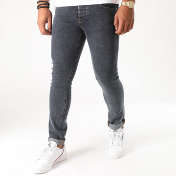 GRJ Denim - Jean Slim 14432 Bleu Denim
