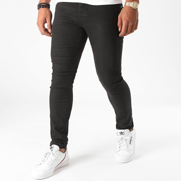 GRJ Denim - Jean Slim 2025 Noir