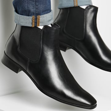 Classic Series - Chelsea Boots M3892 Noir