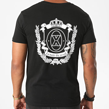 Oxmo Puccino - Tee Shirt Blason Noir