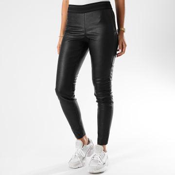 Vero Moda - Legging Femme Storm Noir
