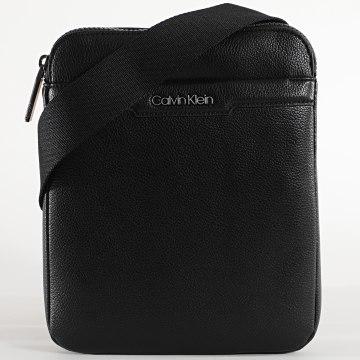 Calvin Klein - Sacoche Flat Pack 5892 Noir