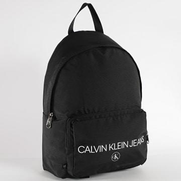Calvin Klein - Sac A Dos Campus Backpack 6145 Noir