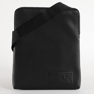 Calvin Klein - Sacoche Micro Flat Pack 6166 Noir