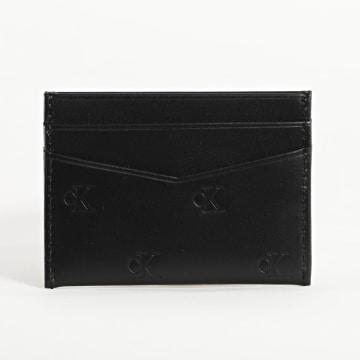 Calvin Klein - Porte-cartes Cardcase 6193 Noir
