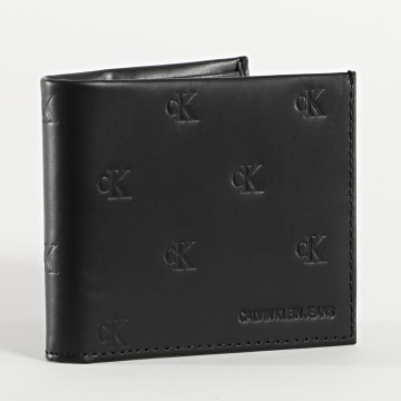Calvin Klein - Porte-cartes Billfold 6194 Noir