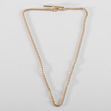 Chained And Able - Collier NB20016 Doré