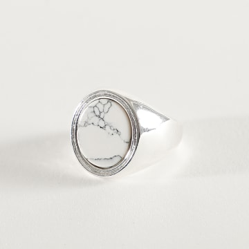 Chained And Able - Bague RA20026 Argenté