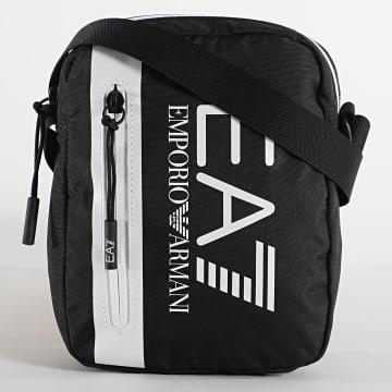 EA7 Emporio Armani - Sacoche Pouch Bag 275665-CC982 Noir