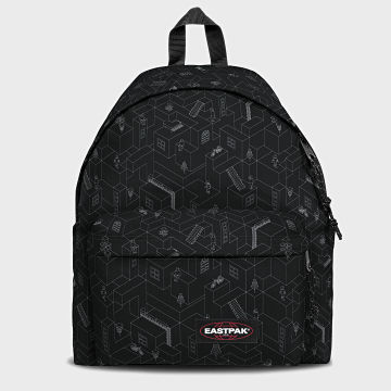 Eastpak - Sac A Dos Padded Pak'r Blocks Black