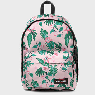 Eastpak - Sac A Dos Out Of Office Floral Rose