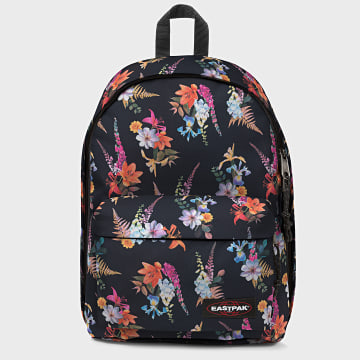 Eastpak - Sac A Dos Out Of Office Floral Noir