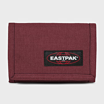 Eastpak - Portefeuille Crew Single Bordeaux Chiné