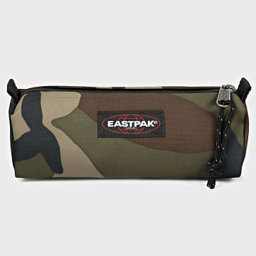 Eastpak - Trousse Benchmark Single Camo Vert Kaki