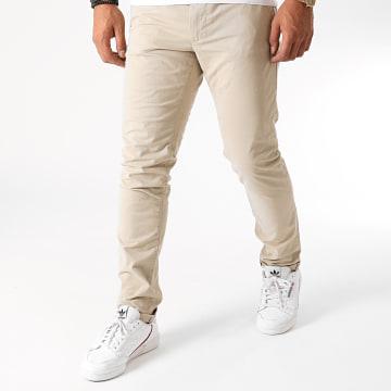 Teddy Smith - Pantalon Chino Pallas Beige