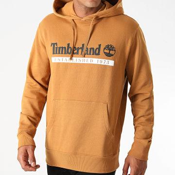 Timberland - Sweat Capuche A2AMS Marron