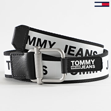 Tommy Jeans - Ceinture Logo Tape 6222 Noir