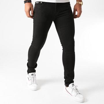 Versace Jeans Couture - Jean Skinny London A2GZA0KA-60366 Noir