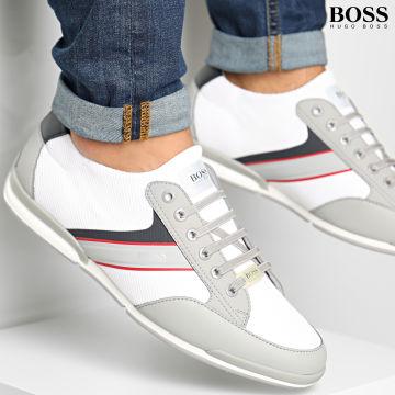 BOSS - Baskets Saturn Slon 50428244 Open White