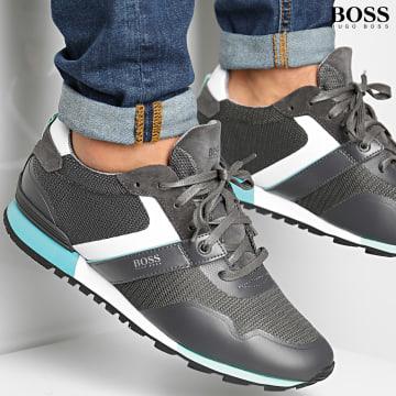 BOSS - Baskets Parkour Runn 50412232 Dark Grey