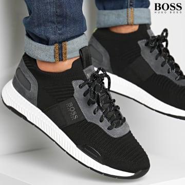 BOSS - Baskets Titanium Runn 50414734 Black