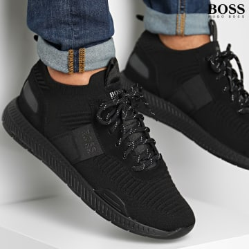 BOSS - Baskets Titanium Runn 50414734 Black