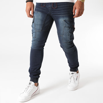 Classic Series - Jogger Pant Jean H13220Y62051 Bleu Brut