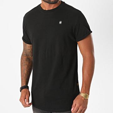 G-Star - Tee Shirt Oversize Lash D16396-B353 Noir